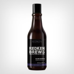 Redken Brews Silver šampon 300ml