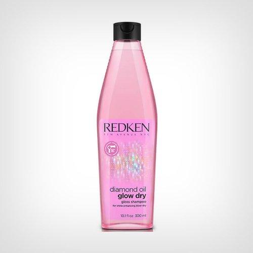 Redken Diamond Oil Glow Dry Gloss šampon 300ml - Nega suve kose
