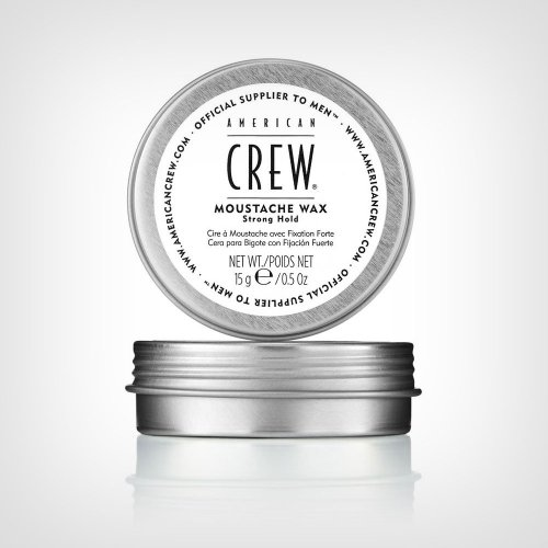 American Crew Moustache Wax 15g - Styling