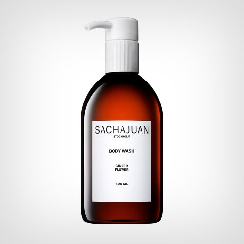 Sachajuan Body Wash Ginger Flower 500ml – Gel za tuširanje Ginger Flower - Gel za tuširanje
