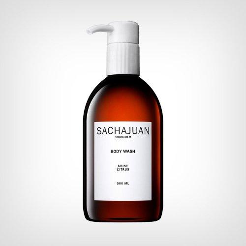Sachajuan Body Wash Shiny Citrus 500ml – Gel za tuširanje sa citrusima - Gel za tuširanje