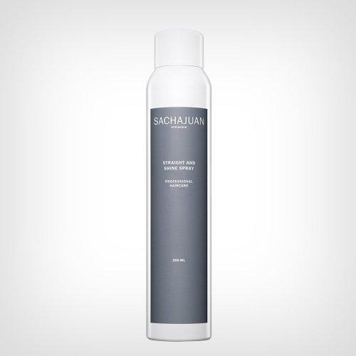 Sachajuan Straight and Shine Spray 200ml – Sprej za ispravljanje i sjaj kose - Style Link