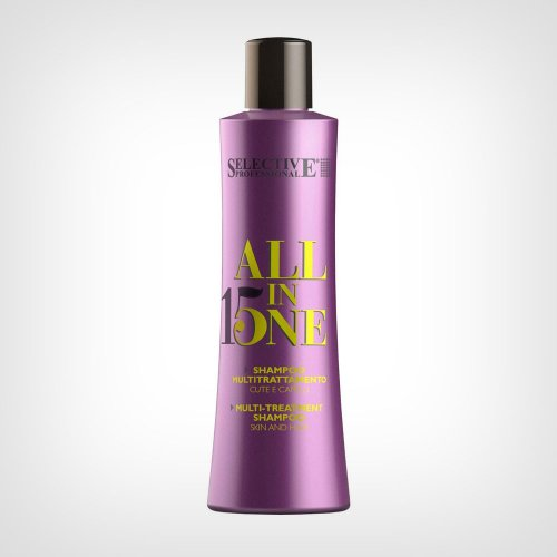 Selective Professional All In One šampon 250ml - Nega suve kose