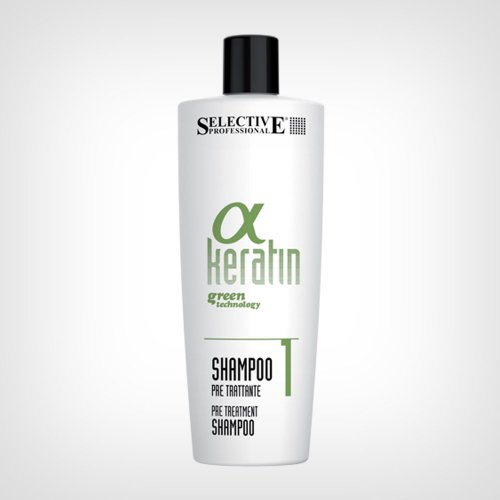 Selective Professional Alpha Keratin Pre-Tech 1 šampon 500ml - Tehnički proizvodi