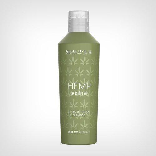 Selective Professional Hemp šampon 250ml - Nega suve kose