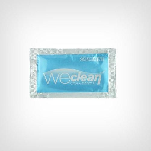 Selective Professional We Clean maramica za skidanje boje 1 komad - Nega farbane kose