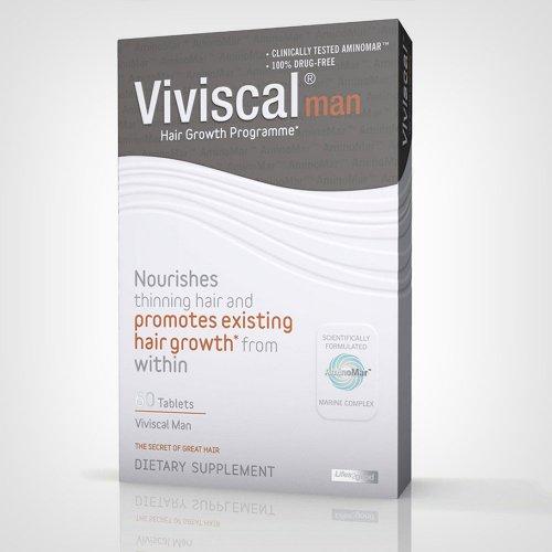 Viviscal Man tablete 60kom. - suplement za muškarce - Perut, Gubitak kose i Masnoća