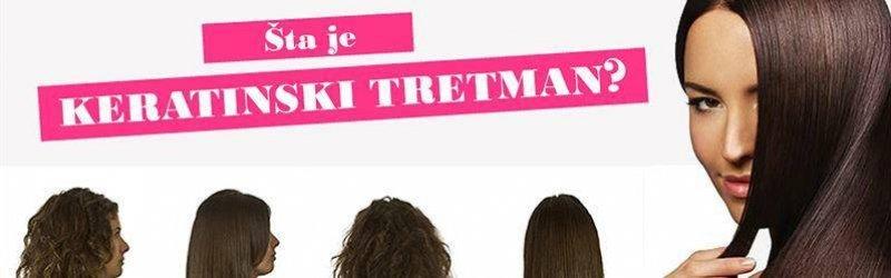 KERATINSKI TRETMAN - BRAZILSKO FENIRANJE