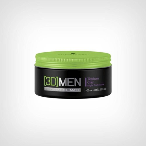 Schwarzkopf Professional 3D Men Texture clay 100ml - Nega