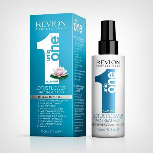 Revlon Uniq One all in one Lotus hair treatment 150ml - Zaštita od sunca