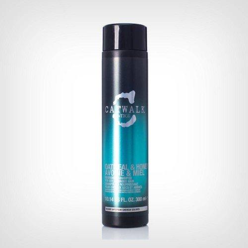 TIGI Catwalk Oatmeal&Honey šampon - Nega suve kose