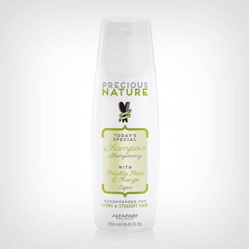 Alfaparf Precious Nature Capri šampon za dugu i ravnu kosu 250ml - Tanka i svilena kosa