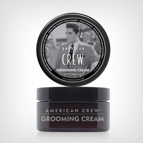 American Crew Grooming cream 85gr - jako učvršćivanje sa visokim sjajem - Styling