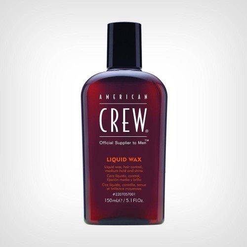 American Crew Liquid wax 150ml - vosak za kontrolu i sjaj srednje jačine - Styling