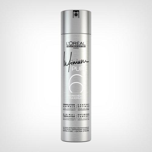 L'Oréal Professionnel Infinium – Infinium Pure Extra Strong lak za kosu 300ml