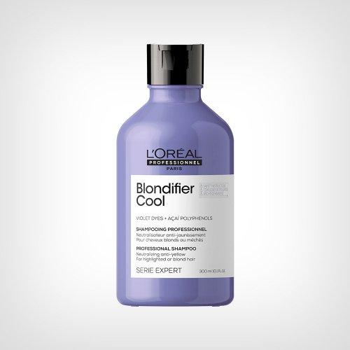 L Oréal Professionnel Serie Expert Blondifier Cool Shampoo 300ml - Nega farbane kose