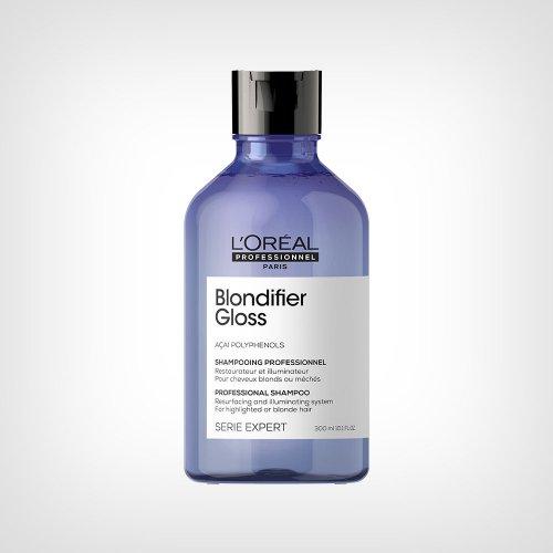 L Oreal Professionnel Serie Expert Blondifier Gloss Shampoo 300ml - Nega farbane kose