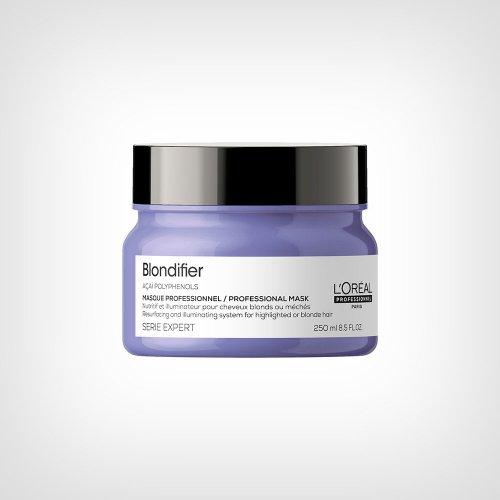L Oréal Professionnel Serie Expert Blondifier Masque 250ml - Nega farbane kose
