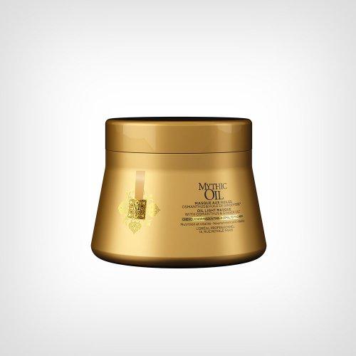 L`Oréal Professionnel Mythic oil maska 200ml - Tanka i svilena kosa