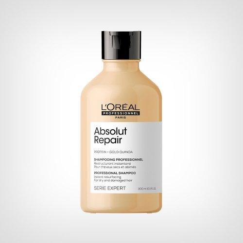 L`Oréal Professionnel SE Absolut Repair šampon 300ml - Tanka i svilena kosa