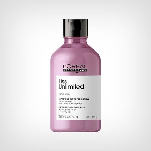 L`Oréal Professionnel SE Liss Unlimited šampon 300ml - Tanka i svilena kosa