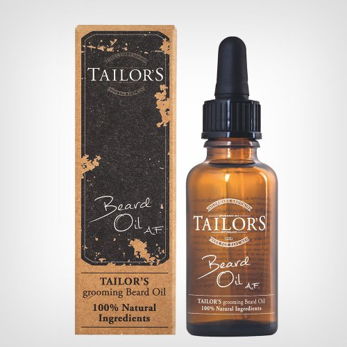 TAILOR`S Beard Oil 100 Natural 30ml - Proizvodi za bradu i brkove