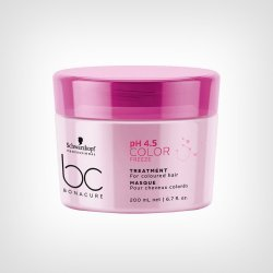 Schwarzkopf Professional BC Color Freeze maska 200ml