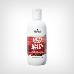 Schwarzkopf Professional Bold Color Wash šampon 300ml - Red wash