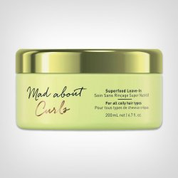 Schwarzkopf Professional Mad About Curls Superfood Leave-in Treatment 200ml